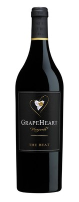 2011 GrapeHeart, The Beat (Red Blend)